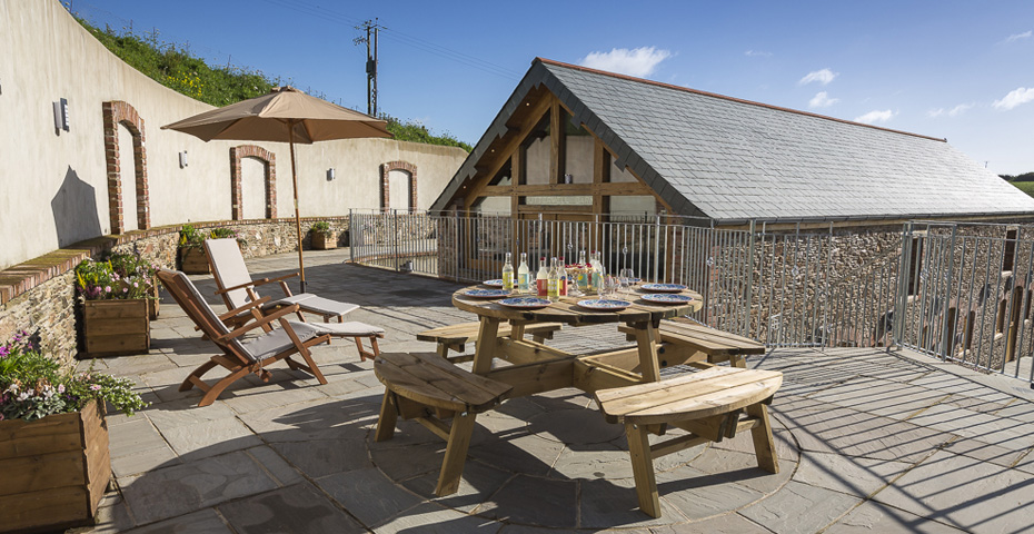 Butterwell Barn holiday cottage