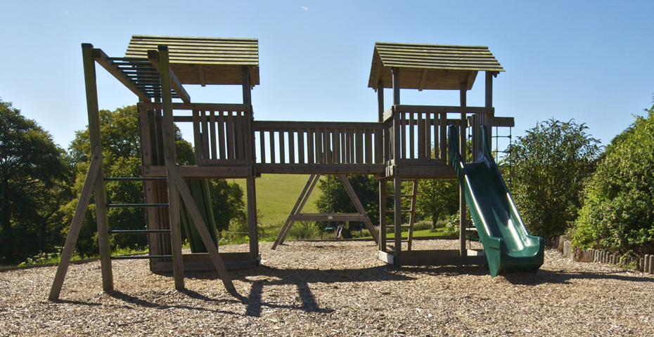 Hillfield Village play area