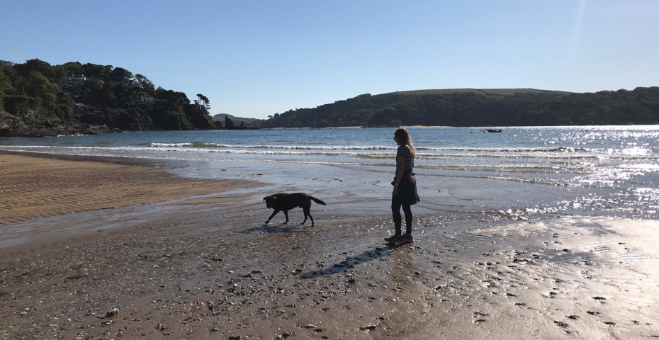 dog-friendly beachside holiday homes in Devon
