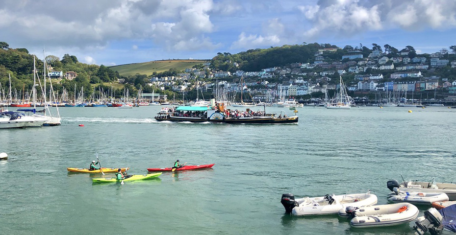New Property Consultant Rachel Farley's favourite town Dartmouth