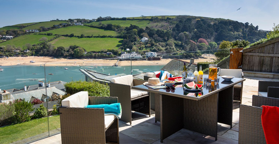 New Property Team - Salcombe Holiday Home