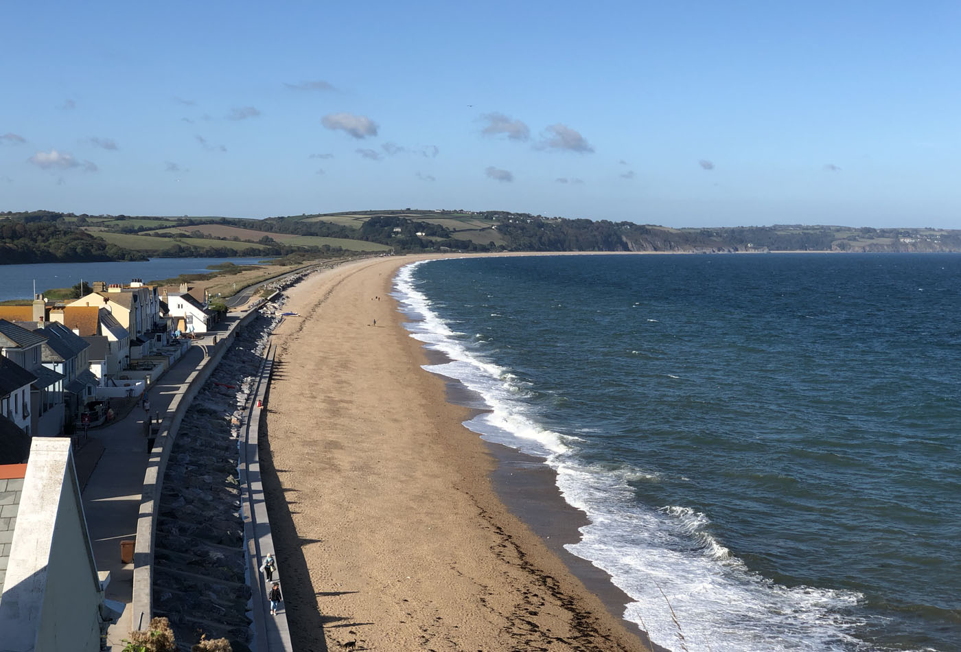 Torcross - dog-friendly beachside holiday homes in Devon