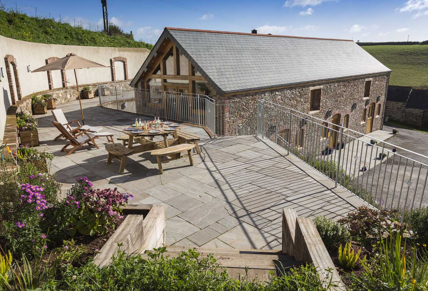 Butterwell Barn applies eco-friendly measures