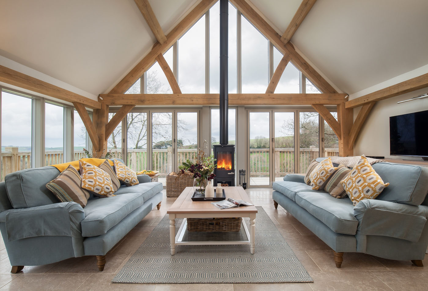 Winter maintenance for holiday homes - winter holiday cottage