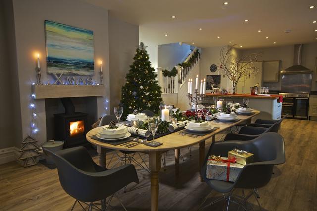 Christmas holidays in Devon