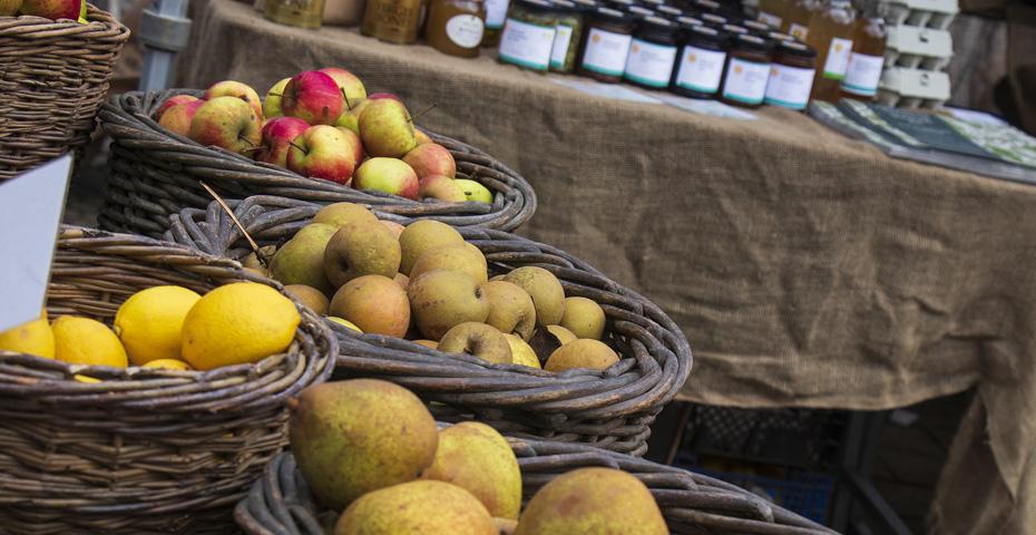 Devon farmers markets