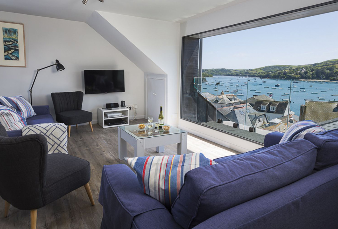 Holiday let insurance - Salcombe holiday cottage