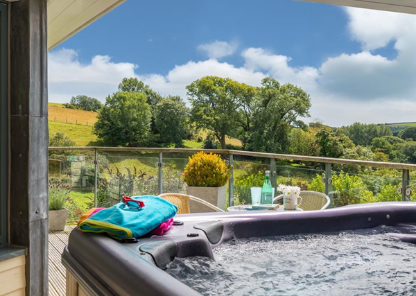 Holiday let insurance for hot tub properties