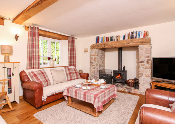 Holiday let insurance - winter holiday cottage