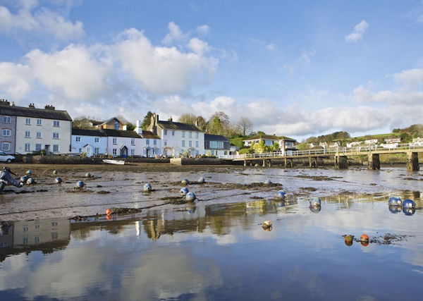 The Dart Valley Trail - Dittisham holiday cottages