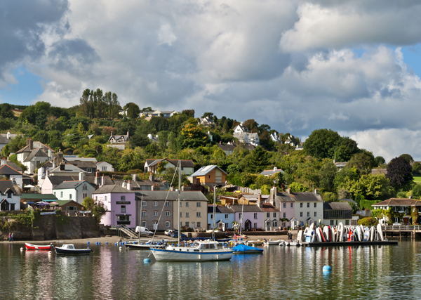 Dartmouth walks to Dittisham