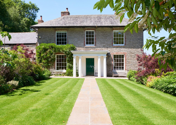 Energy Performance Certificates for holiday lets - Grade II listed holiday home