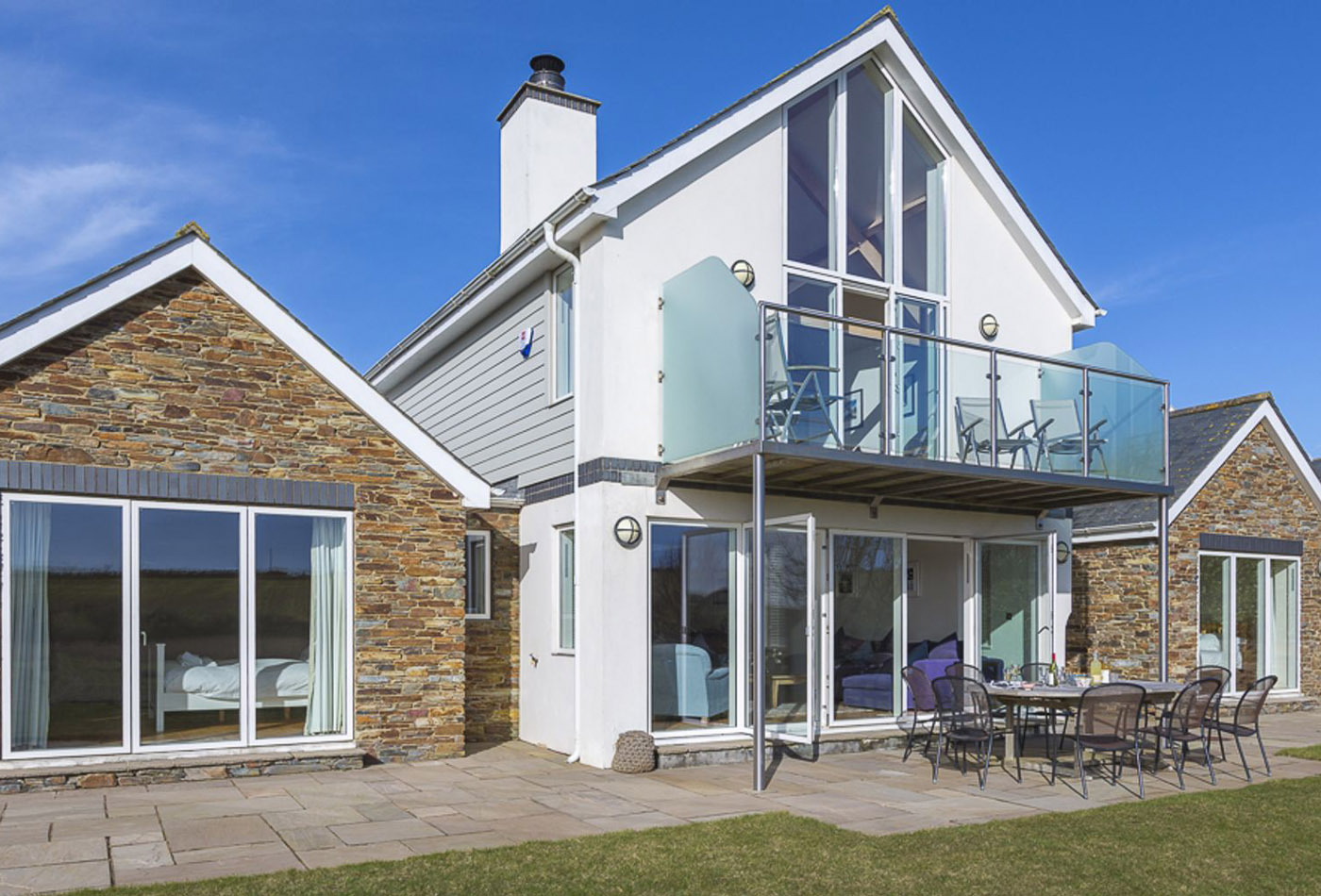 Energy Performance Certificates for holiday lets - holiday home exterior