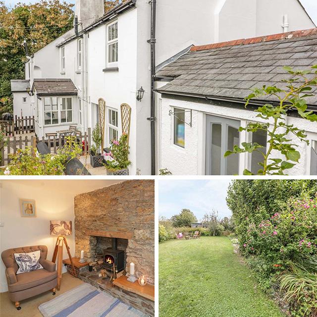 3 Rock Cottages - Best staycation ideas South Devon