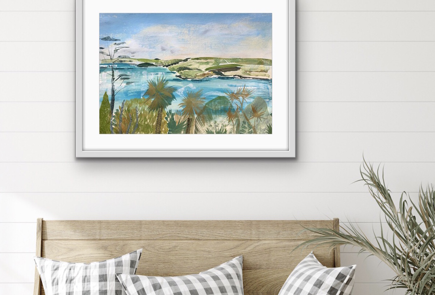 The Brownston Gallery art - choosing art for your holiday home
