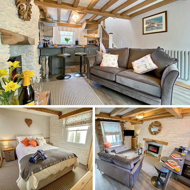 Pilchard Cottage - Best staycation ideas South Devon