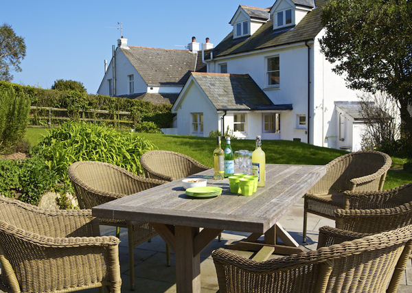 Creating a child friendly holiday home - make the most of your outdoor space