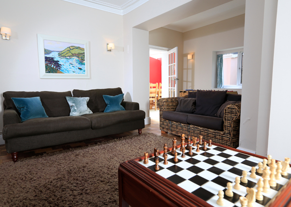 Creating a child friendly holiday home - Optimise spacious living areas