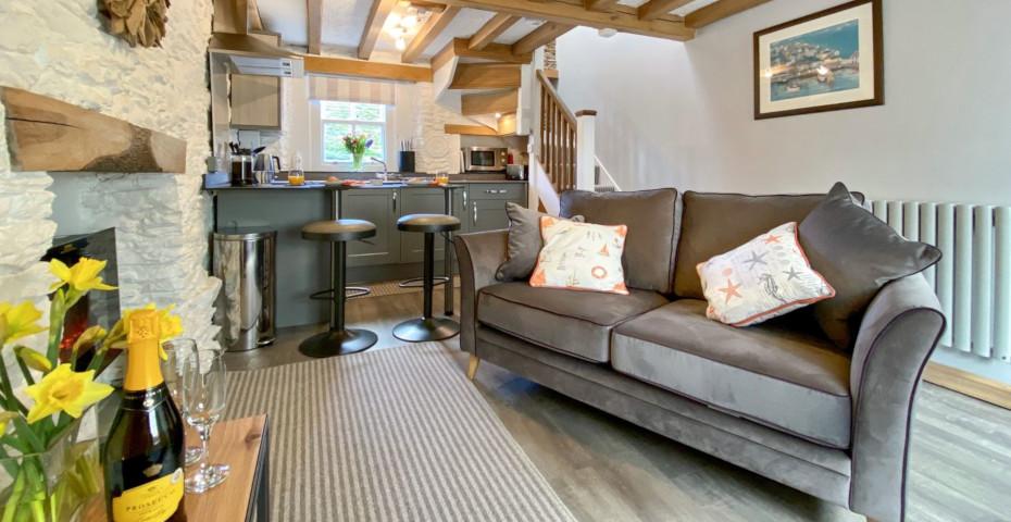 Brixham _ Pilchard Cottage