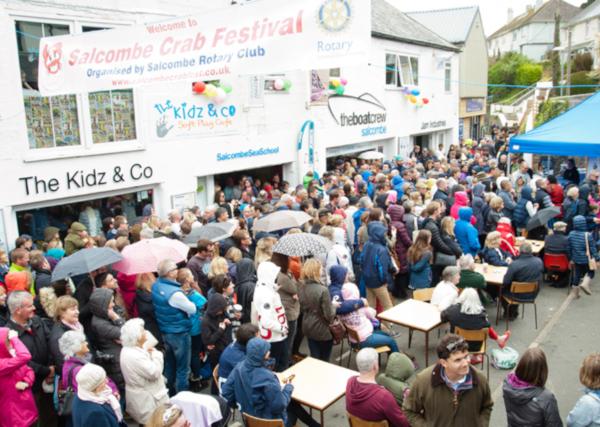 Crabbing tips _ Salcombe Crab Festival