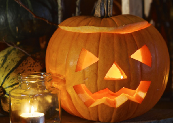 October-half-term-in-South-Devon-pumpkin-carving